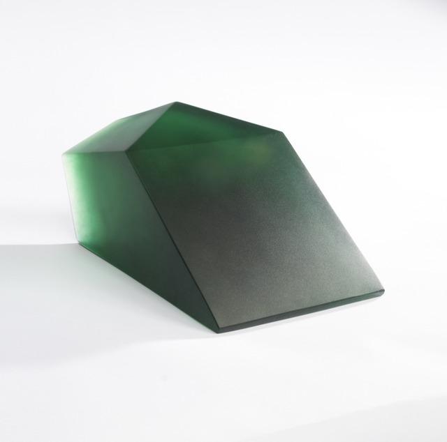 , 'Lighttrap Series II (Green),' 2012, McClain Gallery