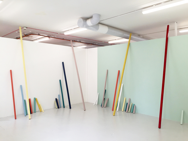 Kaveh Ossia, 'People of refinement avoid vivid colours', 2015, Alfa Gallery