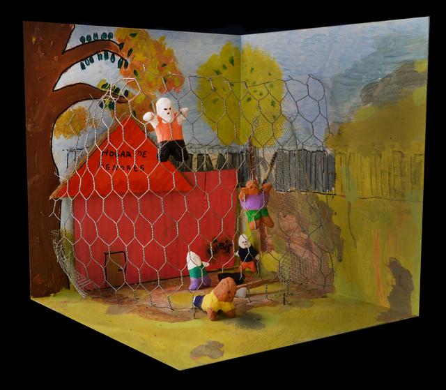 , 'Memoria Fabricada - Sename,' 2019, Isabel Croxatto Galería