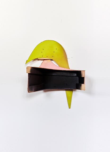 , 'Untitled (Head),' 2017, Mai 36 Galerie