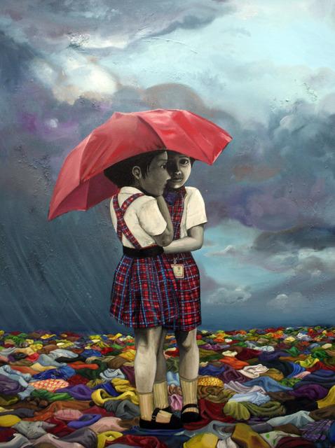 , 'Two Sisters,' 2013, Galeria Movimento