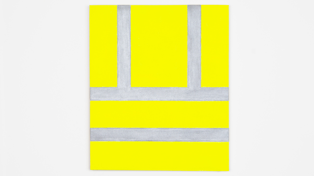 Damian Harris, 'Yellow Vest', 2018, Glenn Allen Art