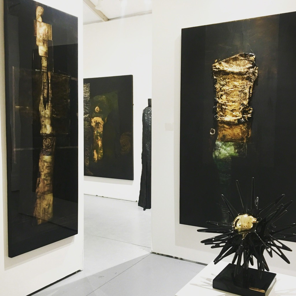 BOCCARA ART at  Miami Beach Art Basel Week 2017