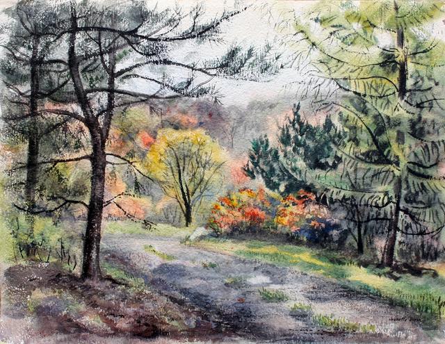 , 'Blair Woods,' 1950, Benjaman Gallery Group