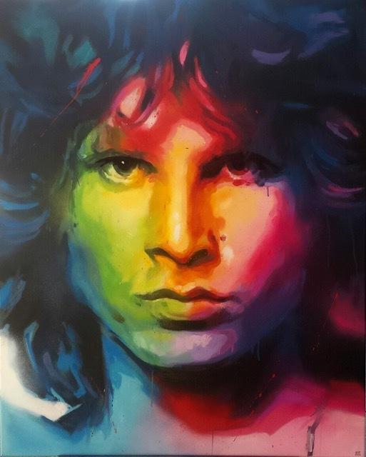 , 'Jim Morrison,' 2017, Galeria Contrast