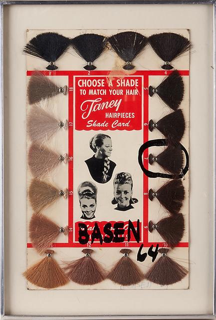 Dan Basen, 'Choose A Shade', 1964, Mixed media on printed paper, Rago/Wright