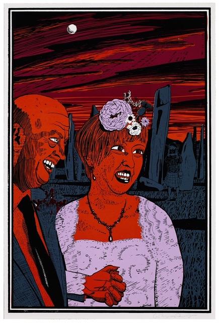 Grayson Perry, 'Snapshot of Julie V', 2014, Gormleys Fine Art