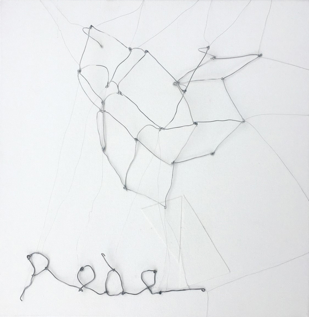, 'Mesh,' 2018, Galeria Karla Osorio