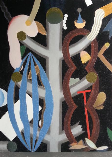 , 'Sin título 4,' 2014, Abate Galería