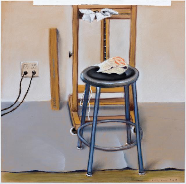 , 'Studio Stool 5.4.17,' 2017, Chimento Contemporary