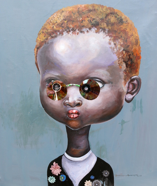 , 'Rainbow XI,' 2015, Omenka Gallery