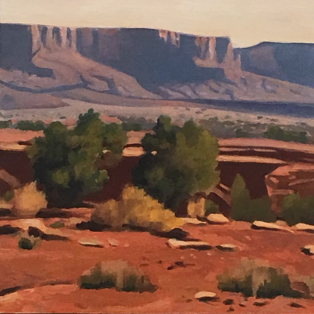 "Gary Ernest Smith, '""Capitol Reef""', 2019, Bonner David Galleries"