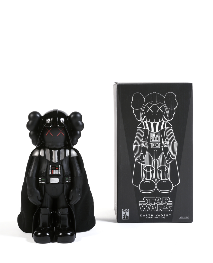 KAWS, 'Darth Vader', 2007, Sculpture, Painted cast vinyl, DIGARD AUCTION