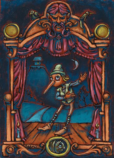 , 'Pinocchio,' , Helikon Gallery & Studios