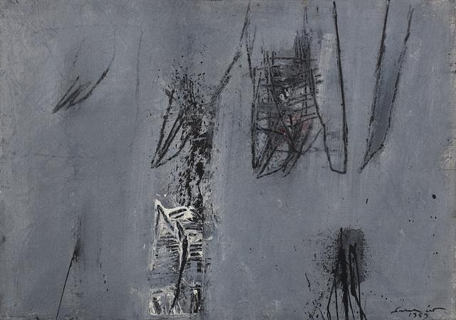 Emilio Scanavino, 'Studio', 1959, Il Ponte