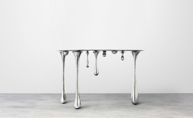 , 'Dripping Console Table No. 2,' 2018, Gallery ALL