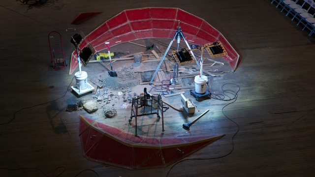 , 'The Dig ,' 2012, Tom Sachs Studio