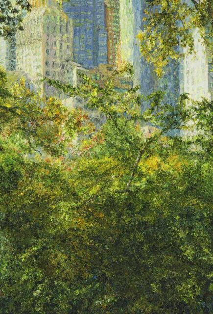 , 'Central Park,' 2014, Arario Gallery