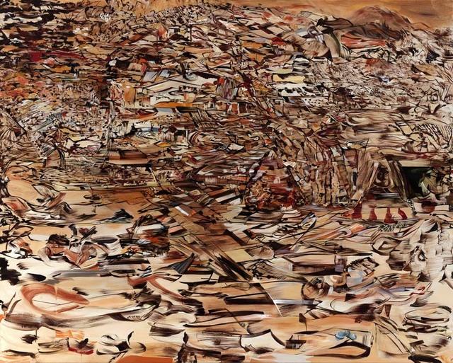, 'Wandering City,' 2013, Octavia Art Gallery