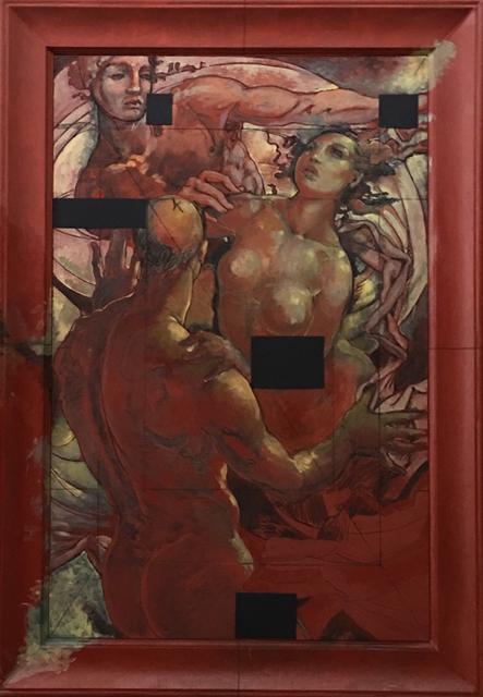 , 'Zonas Oscuras I,' 2017, Terreno Baldío