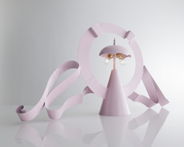 ", '""MGM Lamp"",' 1980, R & Company"