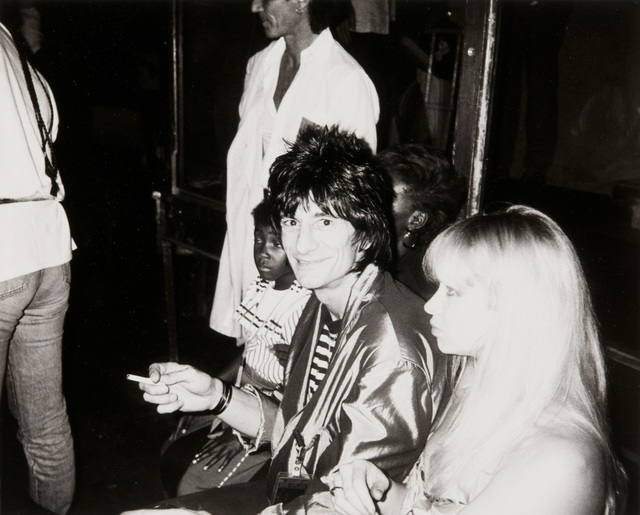 Andy Warhol, 'Andy Warhol Photograph of Ronnie Wood (the Rolling Stones) at Studio 54', Hedges Projects
