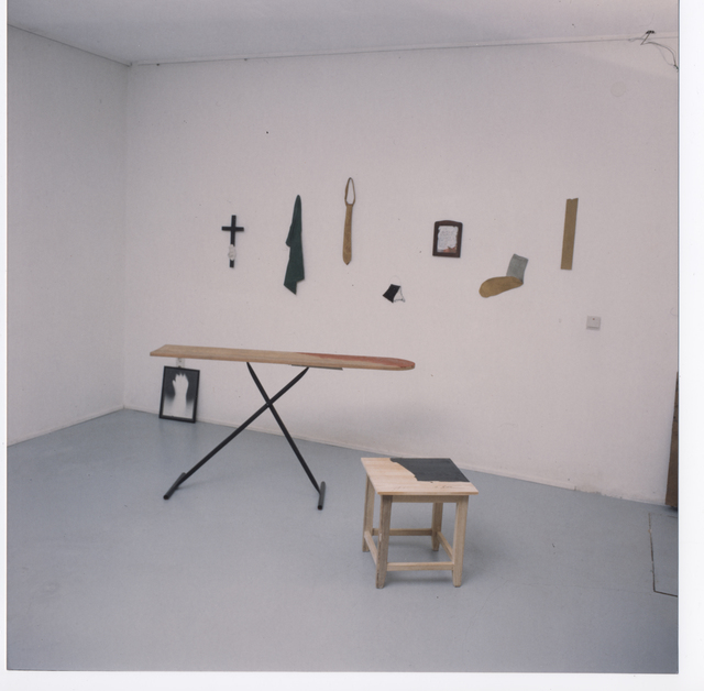 , 'Room of the Ironing Aid,' 1970-1992, unttld contemporary