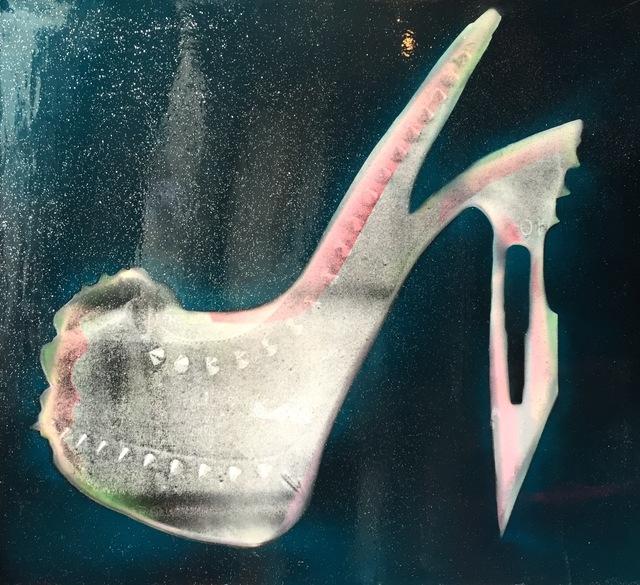 , 'Shoe Razor Heel,' 2012, Imitate Modern