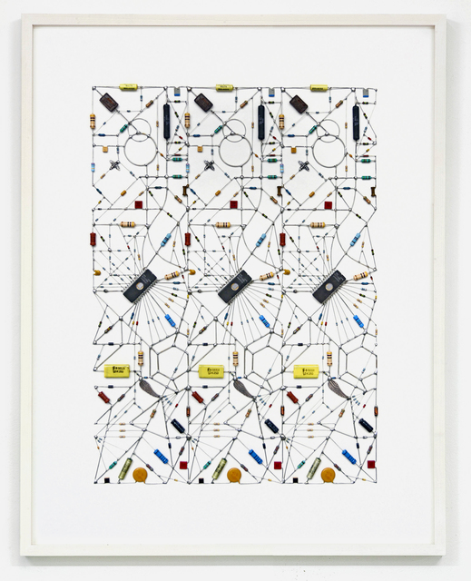 , 'Triple force circuit mode,' 2015, The Flat - Massimo Carasi