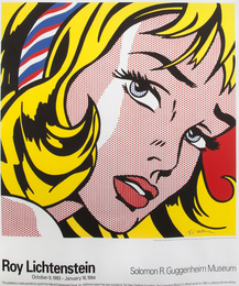 Solomon R. Guggenheim Poster