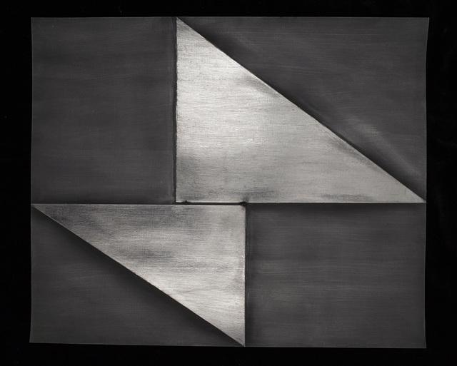 , 'Triangular Relationships #2,' 2016, Yossi Milo Gallery