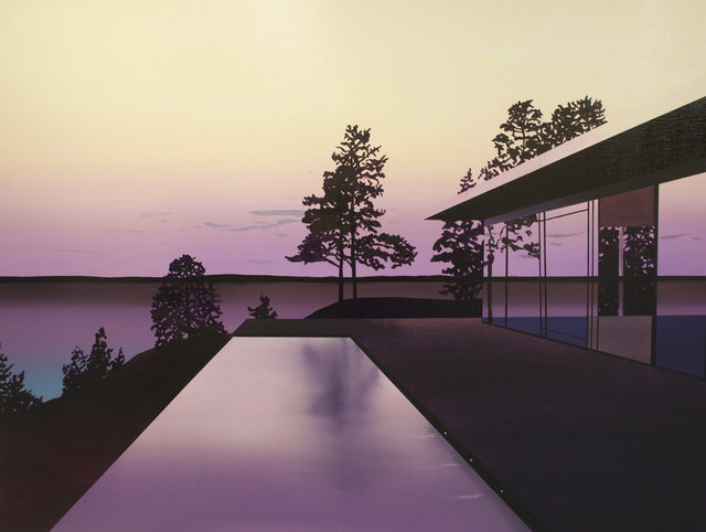 Laurence Jones, 'Infinity Pool, Dusk', 2018, Art Angels