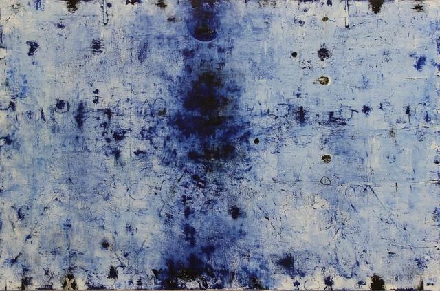 , 'Blue Garden,' 2014, TNN Gallery