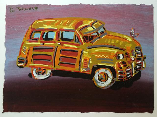 , 'Packard Woody,' , Warnock Fine Arts