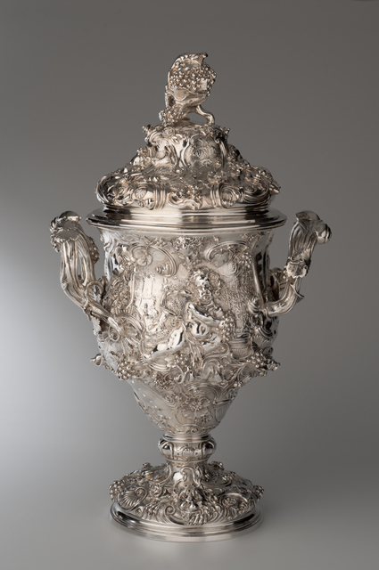 Paul de Lamerie, 'Two-Handled Cup and Cover', 1742-1743, Clark Art Institute