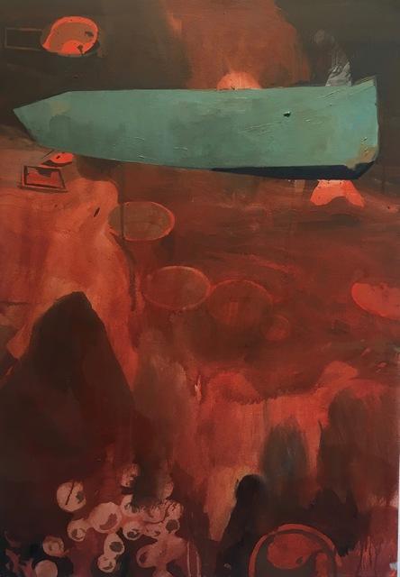 , 'Am Rand ist Weitsicht inbegriffen,' 2016, Galerie SOON