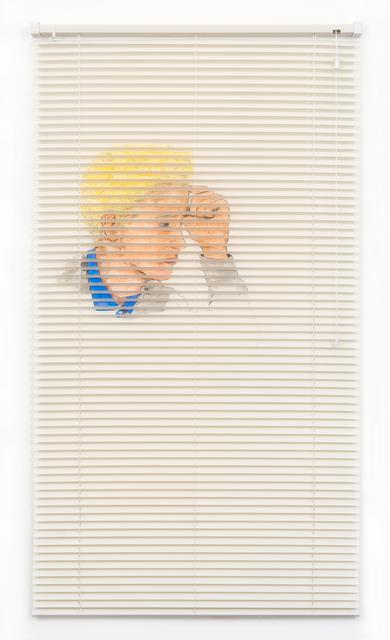 , 'Boy Thinking,' 2018, UNION Gallery