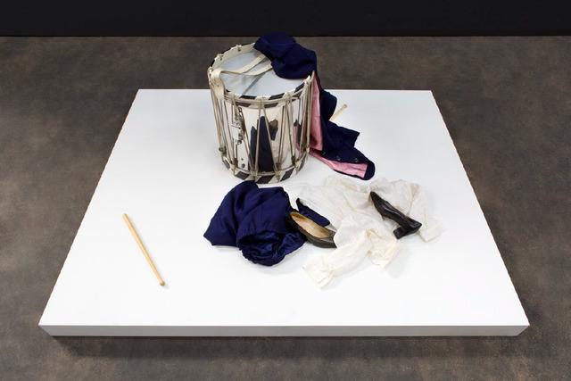 , 'Sans Titre (joueur de tambour a),' 2010, Simon Lee Gallery