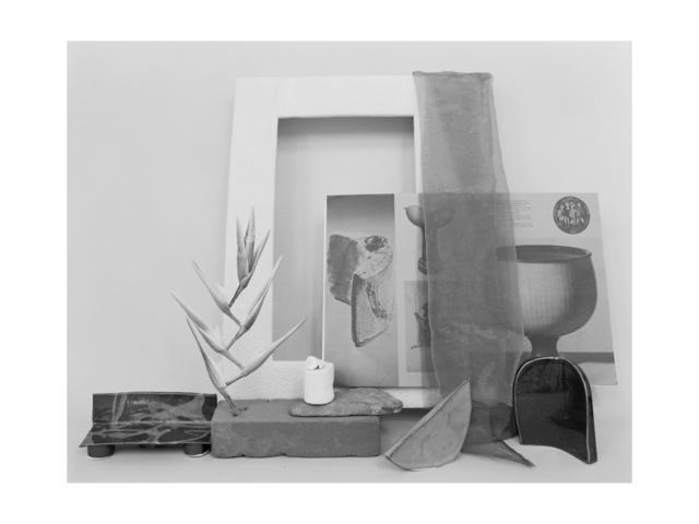 , 'Les formes inventées (pour A.M.) ,' 2016, PARISIAN LAUNDRY