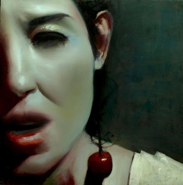 , 'Cherry II (Butchered Ear) ,' 2019, Denise Bibro Fine Art