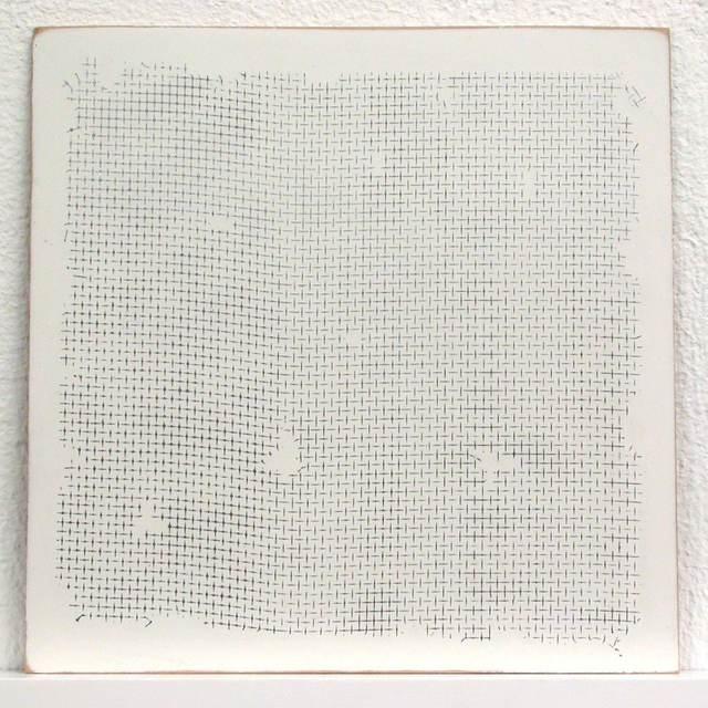 , 'Sin Título (Retícula Rota),' 2000, Casas Riegner