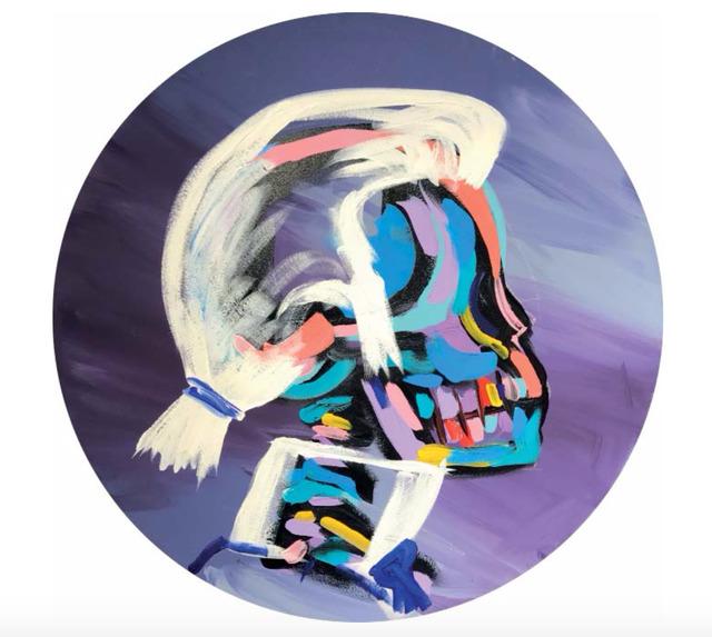 , 'Karl Lagerfeld I ,' 2016, Maddox Gallery