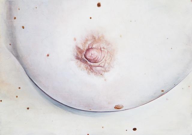 , 'Tit,' 2014, Flowers