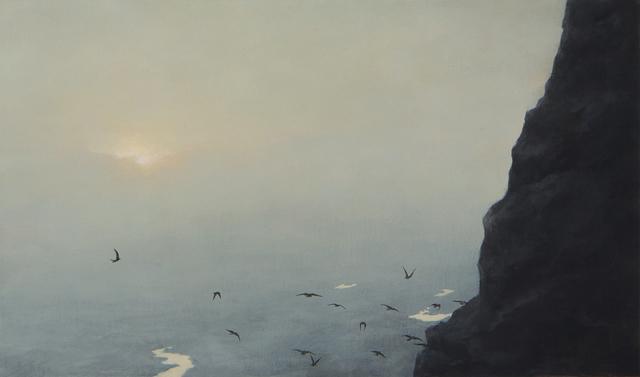 , 'Flock, haze,' 2014, Corey Daniels Gallery