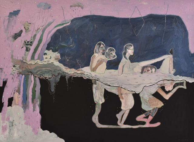 , 'Adrift,' 2018, Galerie C.O.A