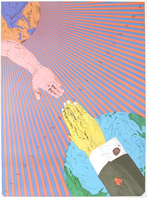 , 'Amnesty International,' 1977, ArtWise