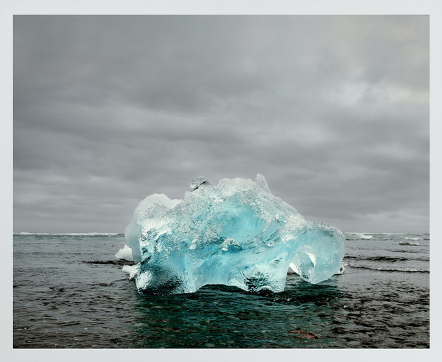 , 'Luminous Icescape Iceland No. 3,' 2013, Art Bastion Gallery