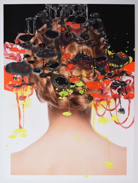 , 'Précipices,' 2018, Galerie D'Este