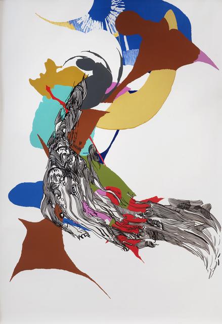 , 'Fragment Y,' 2013, Gallery NAGA