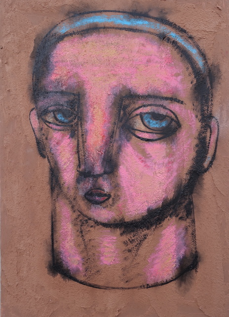 Dumitru Gorzo, 'Head 4', 2017, Slag Gallery